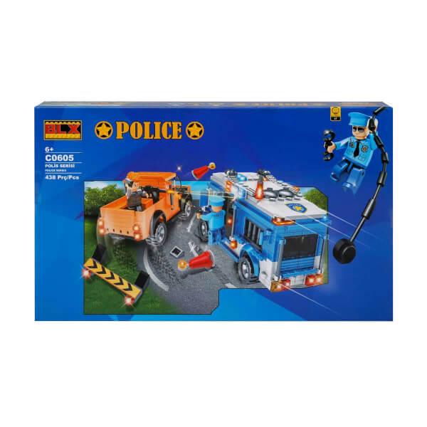 Yapım Seti: Polis Serisi C0605
