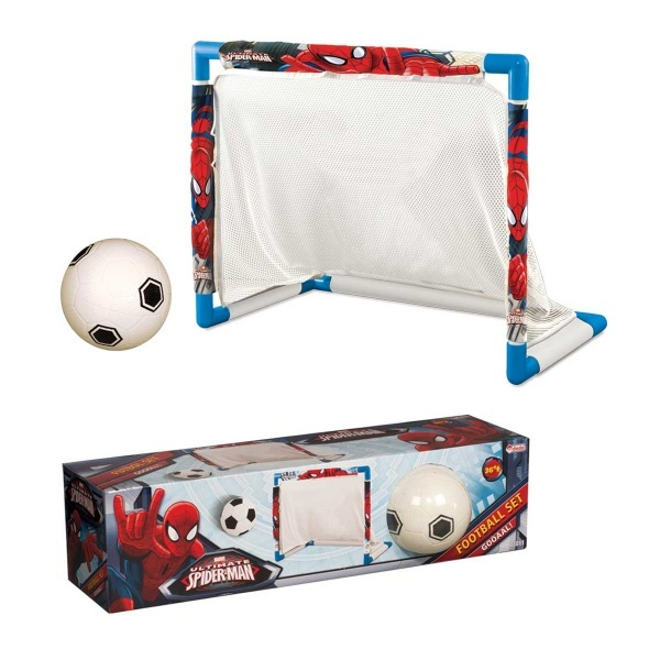 Spiderman Tek Kale Futbol Seti