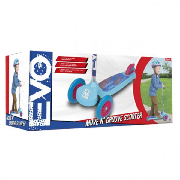 Evo Mavi Scooter Groove