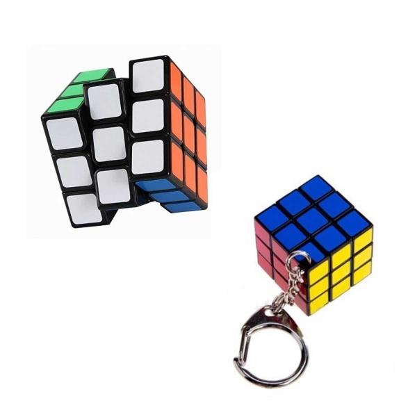 Rubik's Zeka Küpü ve Anahtarlık 3x3