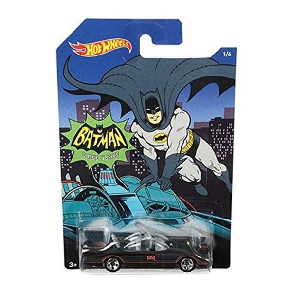 Hot Wheels Batman Özel Seri Arabalar