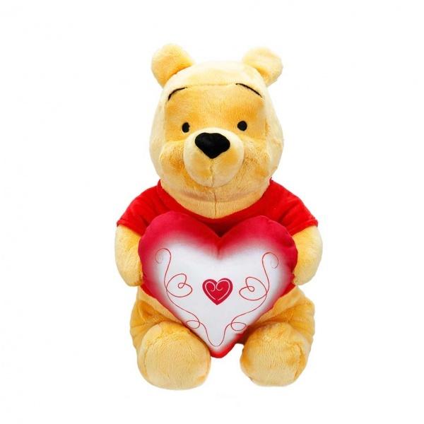 Winnie the Pooh I Love You Peluş 43 cm.