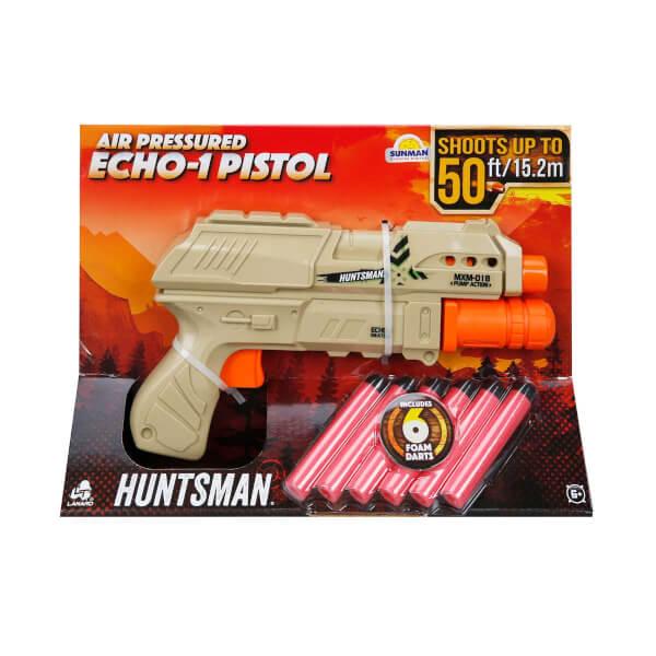 Huntsman Alpha Echo-1 Pistol Tüfek