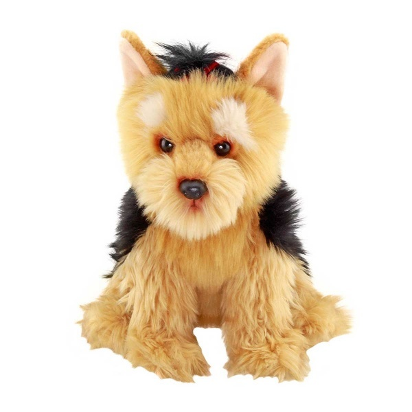 Floppy Yorshire Terrier Peluş Köpek 28 cm.