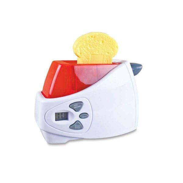 Sesli ve Işıklı Ekmek Kızartma Makinesi