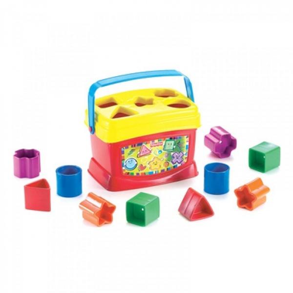 Fisher Price Renkli Bloklar