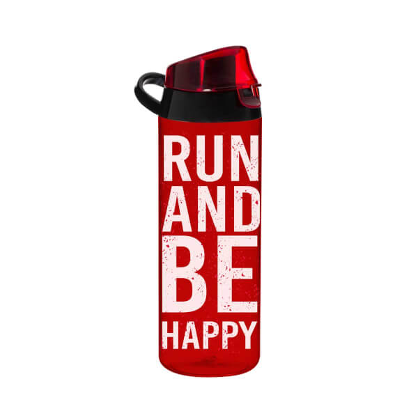 Run And Be Happy Askılı Matara 750 ml.