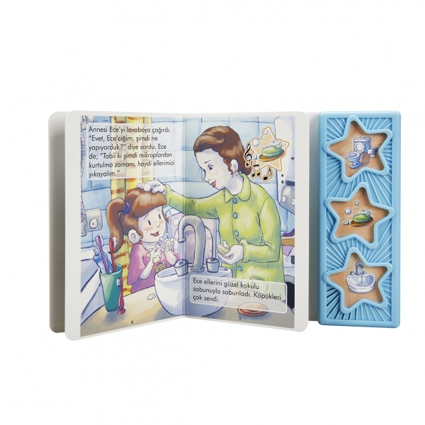 Tuvalet Eğitimi Sesli Kitap