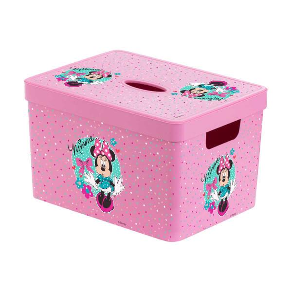 Minnie Mouse Oyuncak Saklama Kutusu