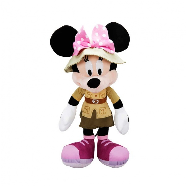 Minnie Safari Peluş 50 cm.
