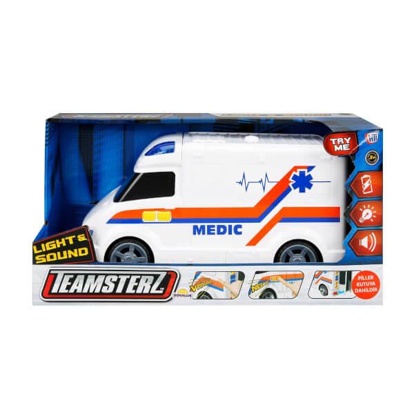 Teamsterz Sesli ve Işıklı Ambulans