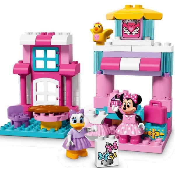 LEGO DUPLO Minnie Mouse Butik 10844