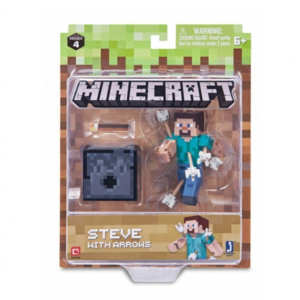 Minecraft Figür Paketi S4W2