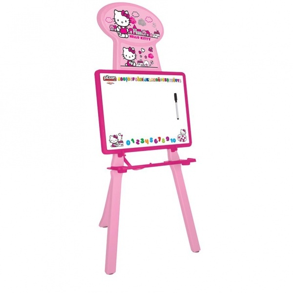 Hello Kitty Ayaklı Yazı Tahtası