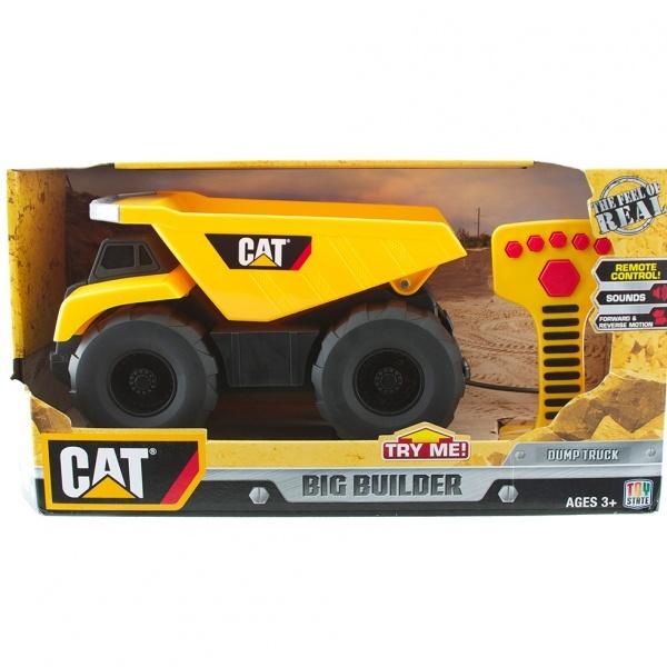 Cat Kablo Kumandalı Büyük İş Makinesi