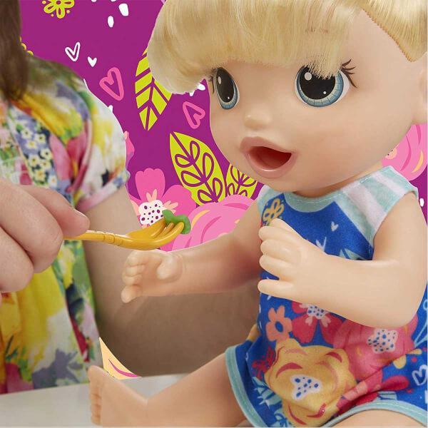 Baby Alive Bebeğimle Makarna Eğlencesi E3694