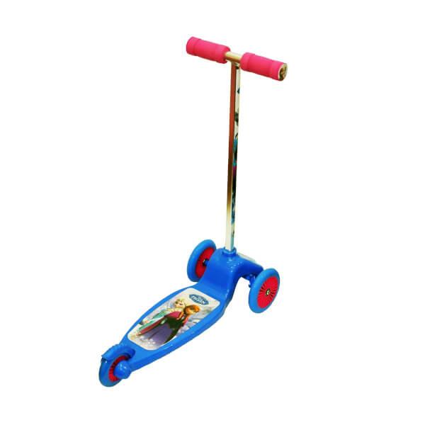 Frozen 3 Tekerlekli Scooter