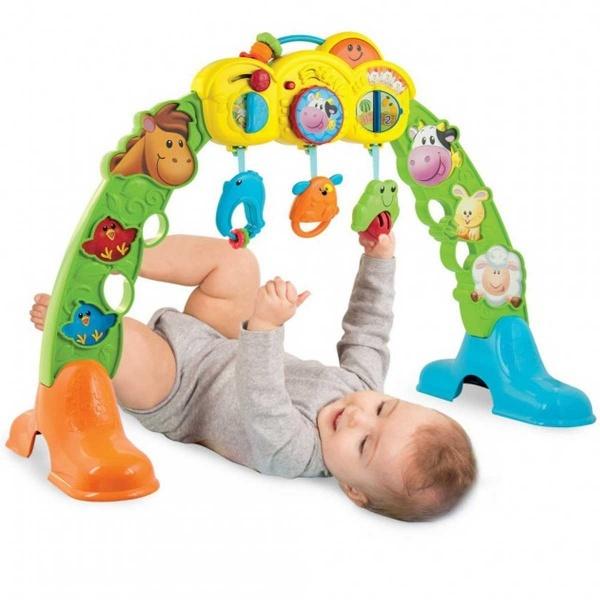 Pal Baby Jimnastik Aktivite Merkezi Çiftlik Hayvanları