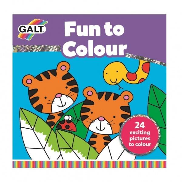 Fun to Colour