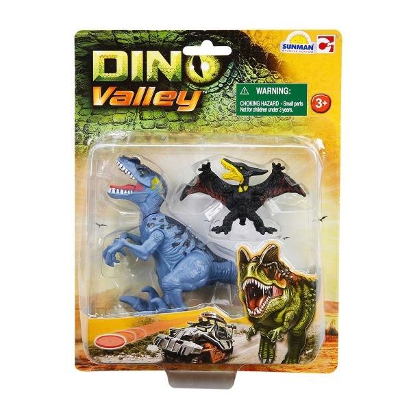 Dino Valley 2'li Dinozor Oyun Seti