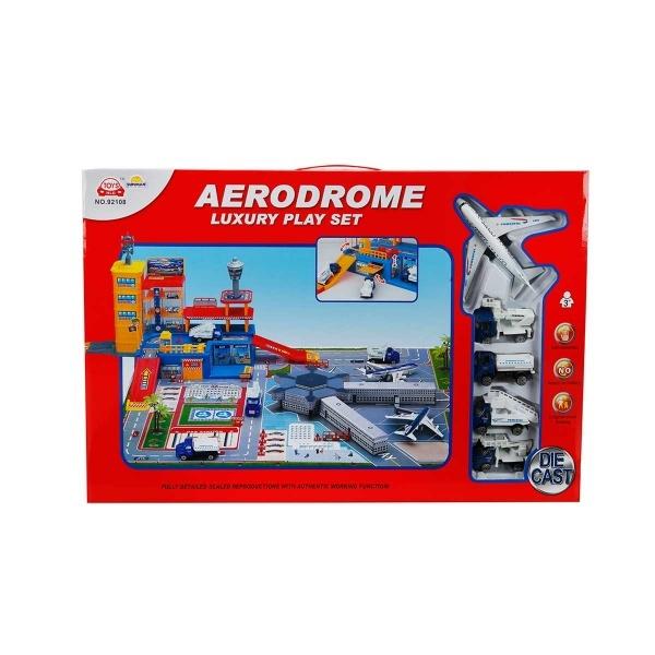 Havaalanı Oyun Set