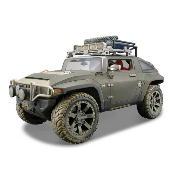 1:18 Maisto Hummer Hx Concept Model Araba