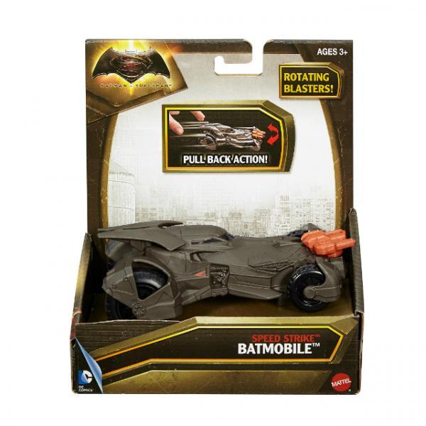 Batman v Superman Batmobile-Batwing