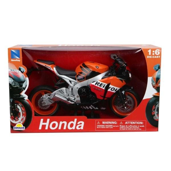 1:6 Honda Repsol 2009 Model Motor