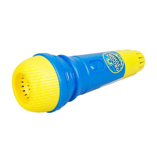 Eko Mikrofon 19 cm.