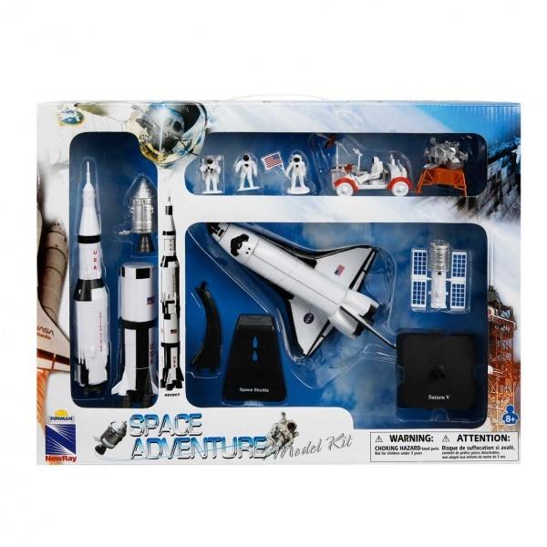 Uzay Roket Seti SS-20425