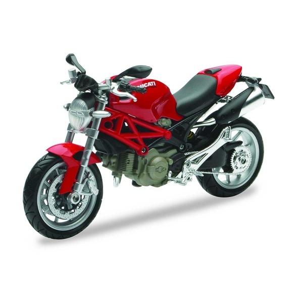 1:12 Ducati Monster 1100 Motor