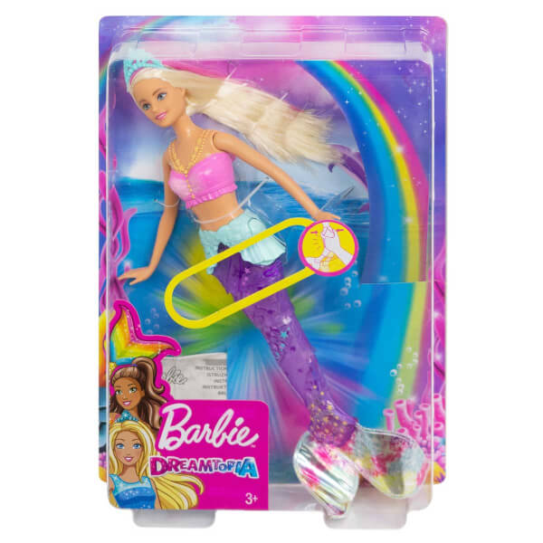 Barbie Dreamtopia Sihirli Kuyruklu Denizkızı GFL82