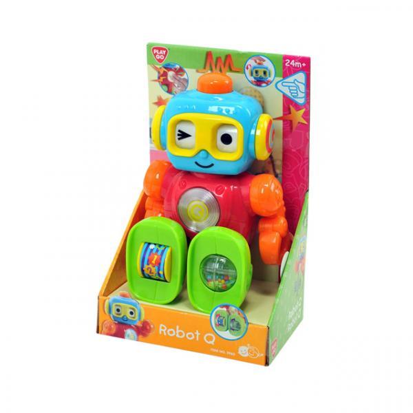 İlk Robot Arkadaşım