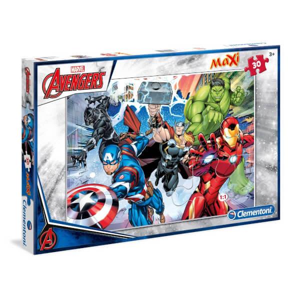 30 Parça Maxi Puzzle : Avengers