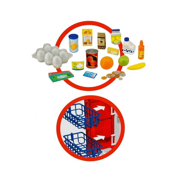 Elektronik Süpermarket Oyun Seti