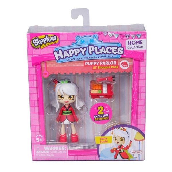 Cicibiciler Happy Places Mini Cicikız-1