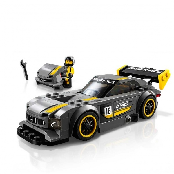 lego speed champions mercedes amg gt3 75877. Black Bedroom Furniture Sets. Home Design Ideas
