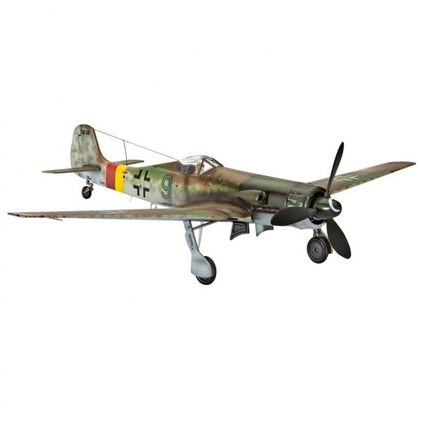 Revell 1:72 Focke Wulf Model Set Uçak 63981