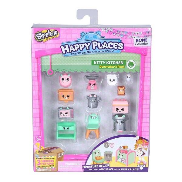 Cicibiciler Happy Places Dekorasyon Paketi