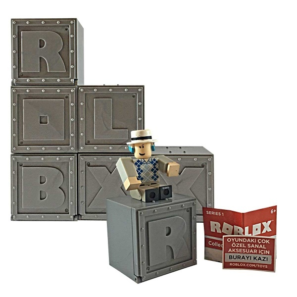 Roblox Sürpriz Paket S1W1