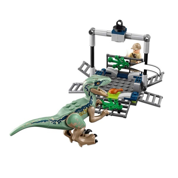 LEGO Jurassic World Blue'nun Helikopter Takibi 75928