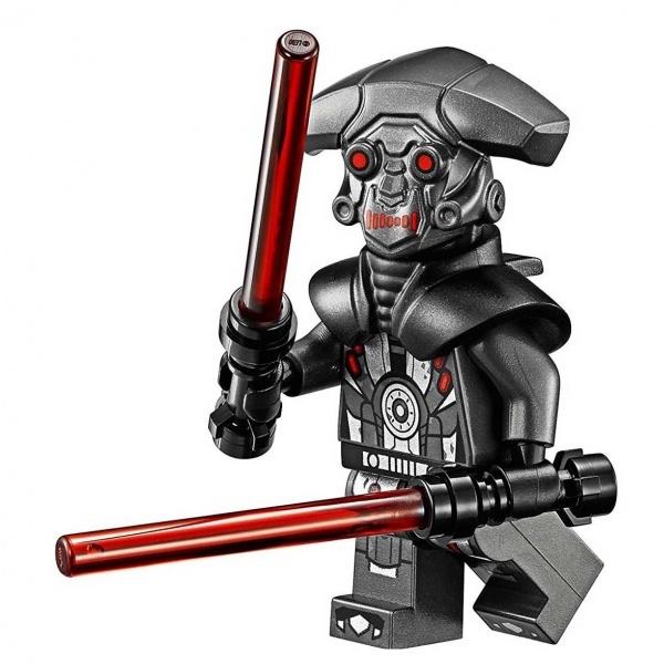 LEGO Star Wars İz Sürücü I 75185