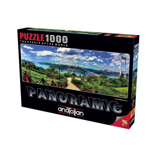 1000 Parça Puzzle : Otağtepeden Boğaz