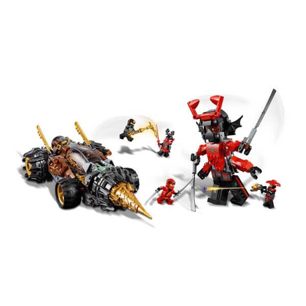 LEGO Ninjago Cole'un Toprak Delicisi 70669