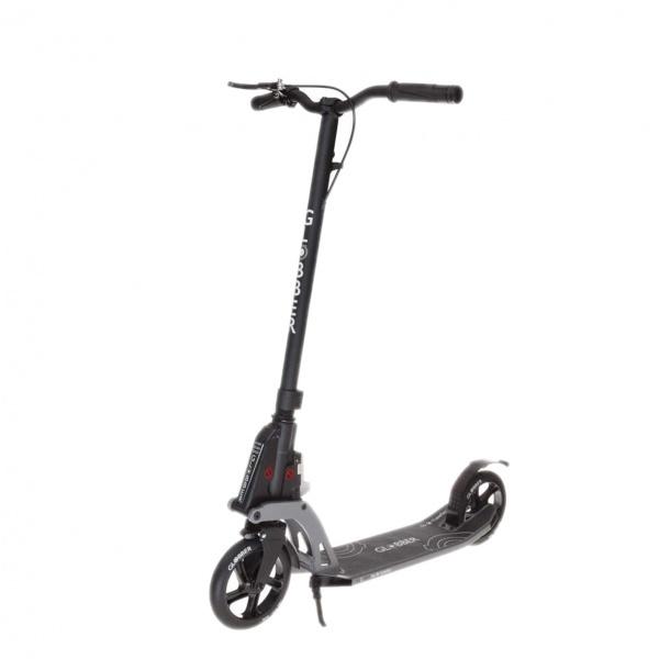 My Too K 180 2 Tekerlekli Siyah Scooter