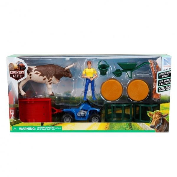 Çiftlik Oyun Set