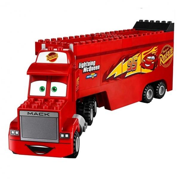 LEGO Juniors Florida 500 Final Yarışı 10745