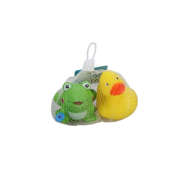 2'li Banyo Oyuncağı Eğlenceli Hayvanlar