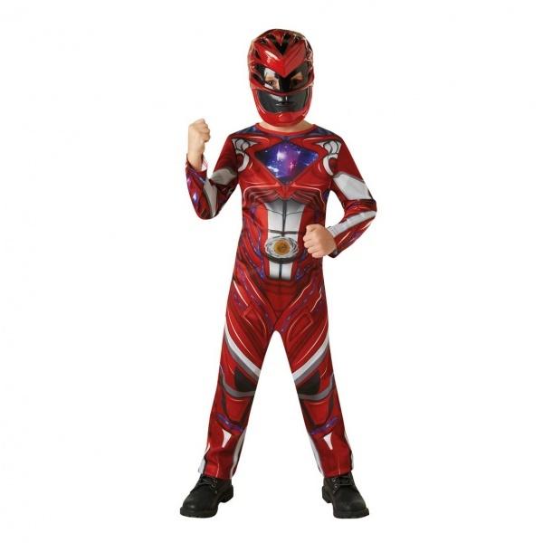 Power Rangers Kostüm M Beden