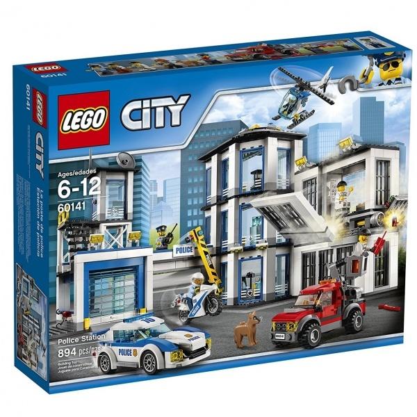 LEGO City Polis Merkezi 60141